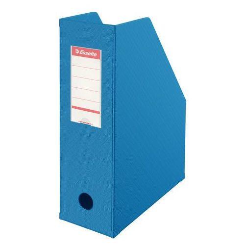 Pojemnik na dokumenty vivida 10cm niebieski składany marki Esselte