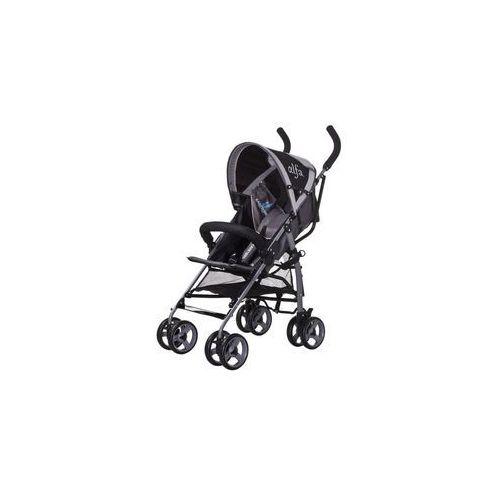 Wózek spacerowy CARETERO Alfa czarny + DARMOWY TRANSPORT!, TERO-575