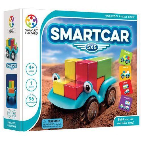 Smart Games Smart Car - Smart Games. DARMOWA DOSTAWA DO KIOSKU RUCHU OD 24,99ZŁ (5414301518365)