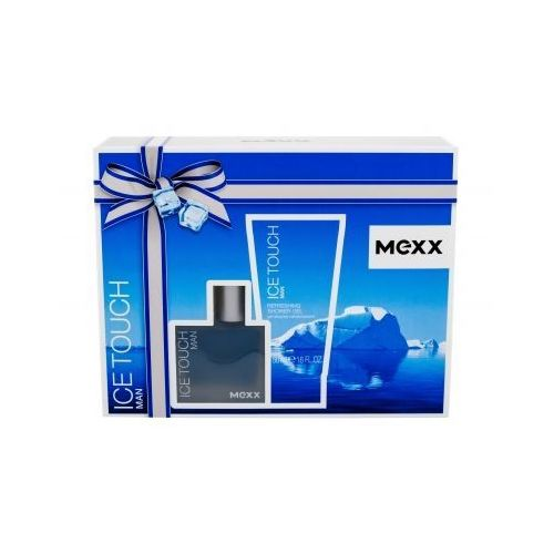 Mexx ice touch man 2014 zestaw edt 30ml + 50ml żel pod prysznic dla mężczyzn (7775562236510)