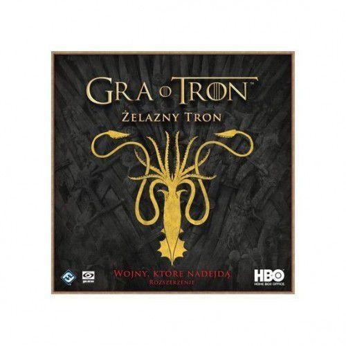 """Galakta Gra o tron """"żelazny tron"""": wojny, które nadejdą (5902259203971)"""