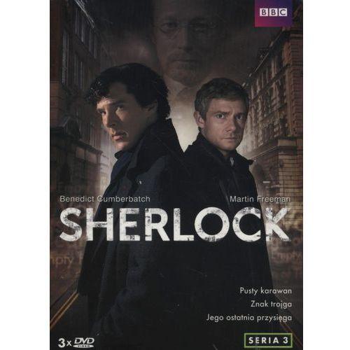 Sherlock Seria 3 z kategorii Seriale, telenowele, programy TV