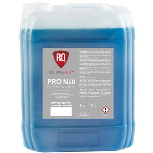 Profesjonalny płyn nabłyszczający 10 l RESTO QUALITY PRO N10