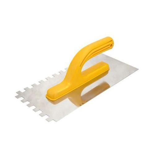 Topex Paca do nakładania kleju 13a286 z zębami 6 x 6 mm 280 x 130 mm (5902062090492)