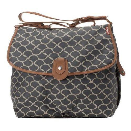 wielofunkcyjna torba satchel – wave grey, marki Babymel