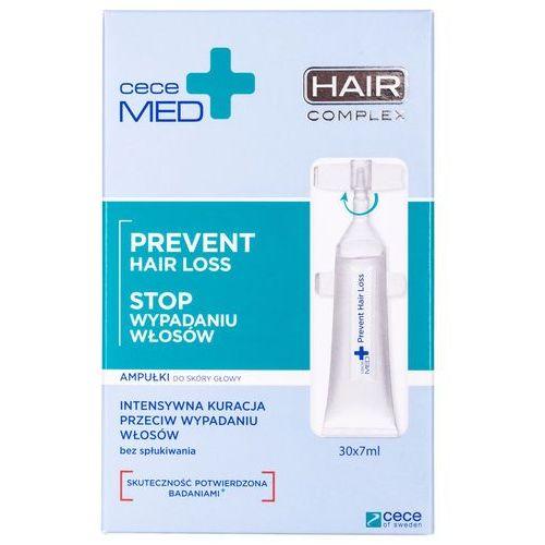 CeCe Med, kuracja w ampułkach przeciw wypadaniu włosów, 30x7ml, 5904