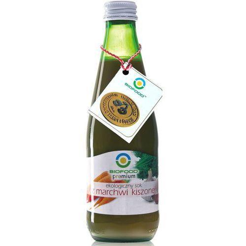 Bio food Sok z marchwi kwaszonej bio 6 x 300ml (5905933486769)