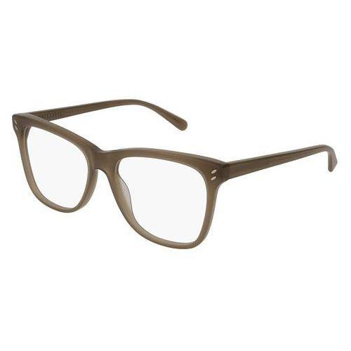 Stella mccartney Okulary korekcyjne sc0088o 010