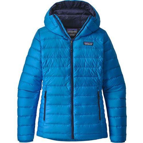Patagonia Down Sweater Kurtka Kobiety niebieski M 2018 Kurtki zimowe i kurtki parki