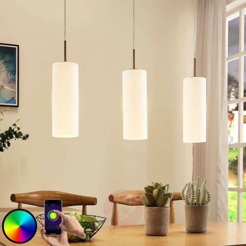 Lindby Smart lampa wisząca LED Felice, aplikacja, 22203134337