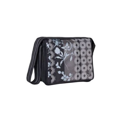 Lässig LÄssig torba na akcesoria do przewijania messenger bag casual kolor black