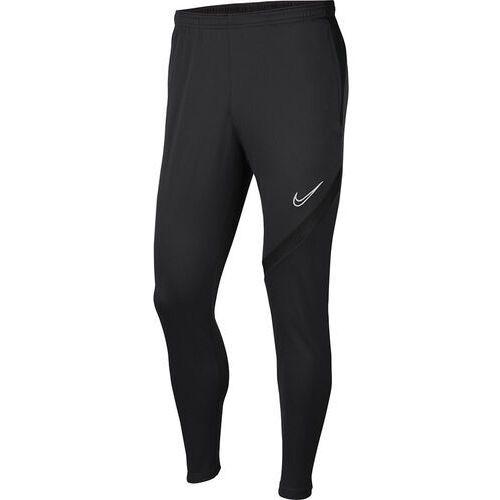 Spodnie męskie dry academy pant kpz szare bv6920 061, Nike