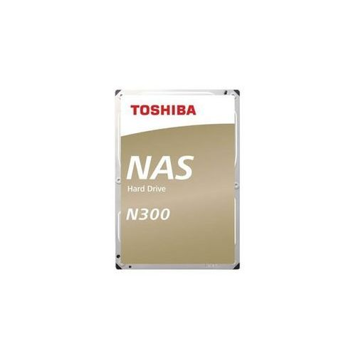 "Toshiba N300 NAS Dysk twardy - 12 TB - 3.5"" - 7200 rpm - SATA-600 - 256 MB cache (4260557510773)"