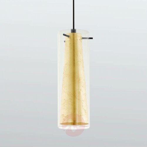 Eglo Lampa wisząca pinto gold 1-punktowa