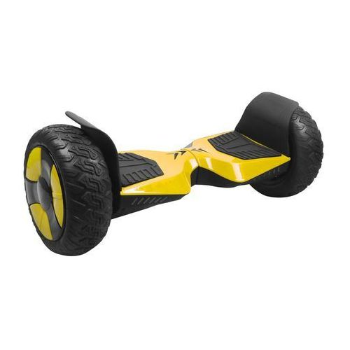 Elektryczna deskorolka smartboard GOCLEVER Sport edition SUV 10 Żółty + DARMOWY TRANSPORT!