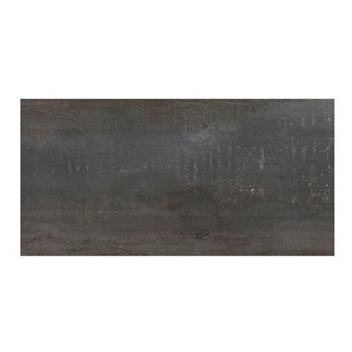 Gres szkliwiony 60 x 120 cm metal iron 1,44 m2