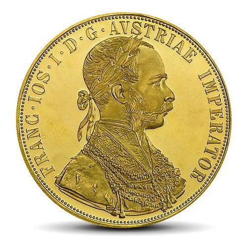 Münze Österreich 4 złote dukaty austriackie (czworak)