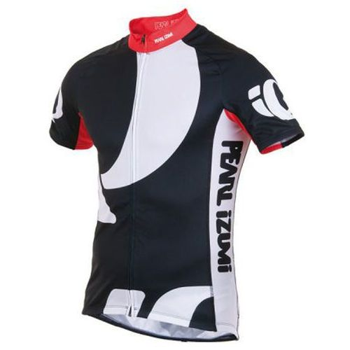 Pearl izumi elite ltd - męska koszulka rowerowa (biało-czarny)