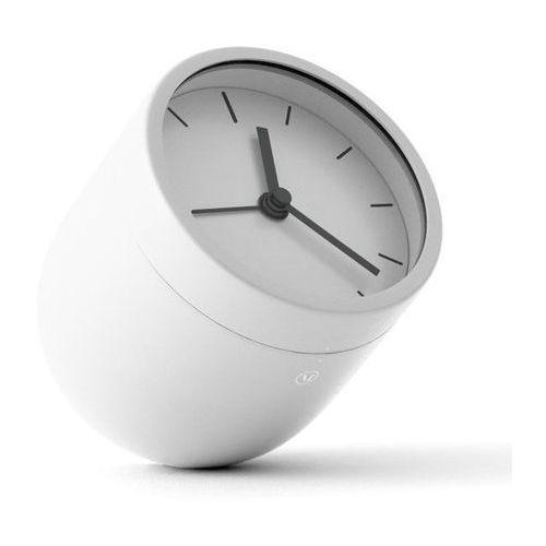 - zegar stojący z alarmem norm tumbler - biały marki Menu