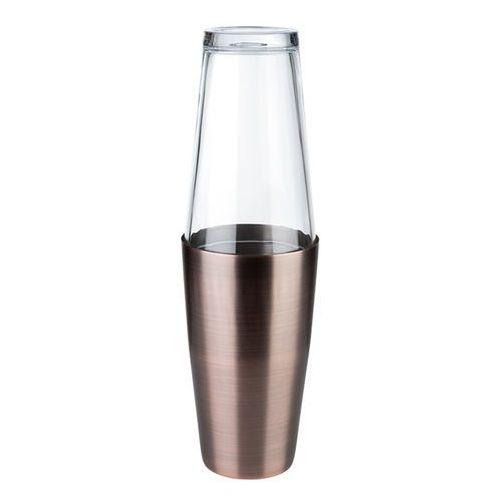 Aps Shaker bostoński ze szklanką 0,7 l, miedziany | , 93325