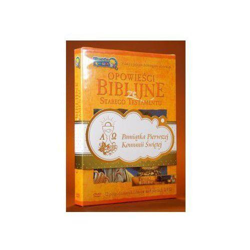 Opowieści Biblijne ze Starego Testamentu (box 4 płyt DVD) Zestaw komunijny, kup u jednego z partnerów