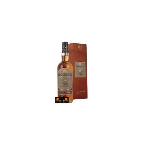 Whisky Knockando 18yo Slow Matured 0,7l w skrzynce, 77DB-554AD