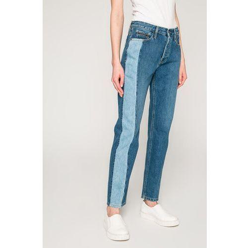 - jeansy dark vertical, Calvin klein jeans