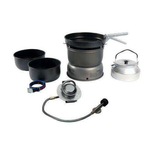 Trangia 25-6 ul alu ha kuchenka turystyczna z palnikiem gazowym srebrny kuchenki gazowe