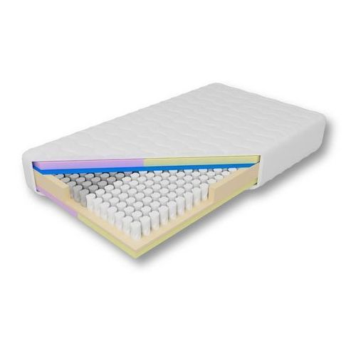 Materac PENELOPA I ODYSEUSZ 180x200 pocket z 2 poziomami twardości - produkt z kategorii- Materace