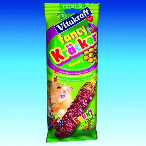 kräcker premium fancy fun miód/owoce leśne marki Vitakraft