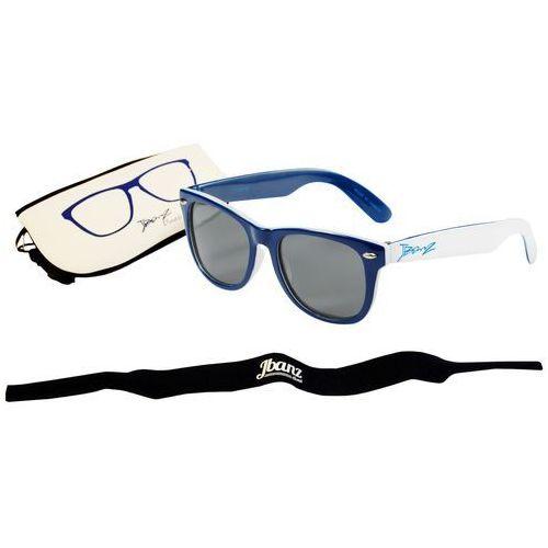 Banz Okulary przeciwsłoneczne dzieci 4-10la junior - navy/white