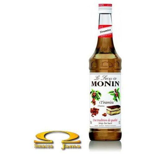 Monin Syrop tiramisu 0,7l syropy sc-908078 (3052910041311)