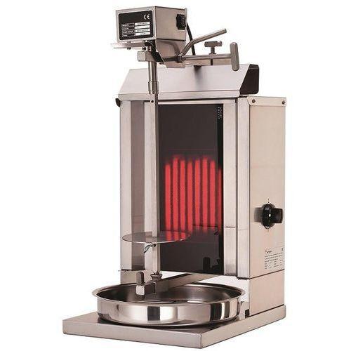 Gyros / opiekacz elektryczny do kebaba   1 palnik   wsad 5kg