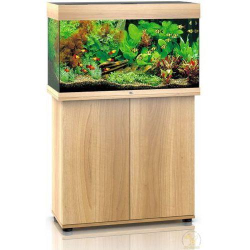 Juwel akwarium rio 125 led jasne drewno (4022573018509)