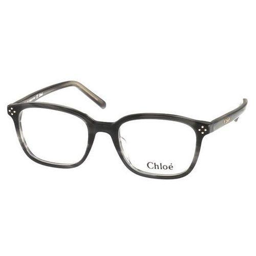 Okulary korekcyjne ce 2667 boxwood 023 marki Chloe