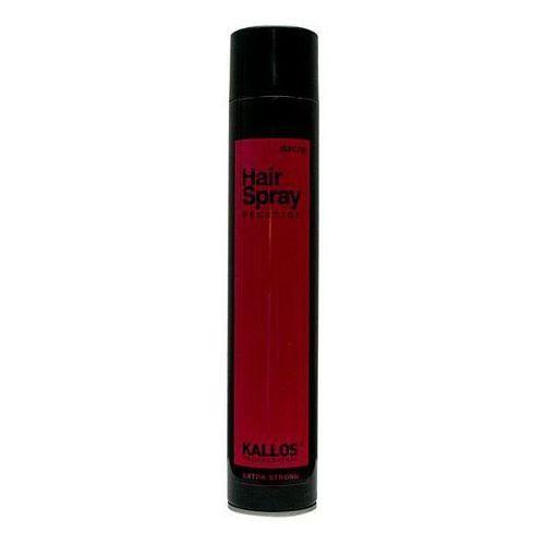 Kallos ekstra mocny lakier z witaminami Prestige Hair Spray 750ml