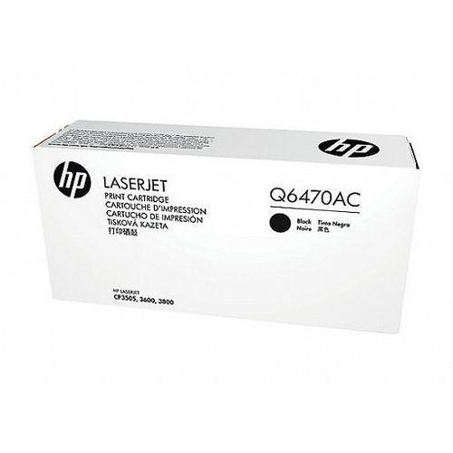 oryginalny toner HP 501A [q6470ac] black - korporacyjny, Q6470AC