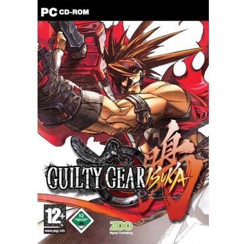 Guilty Gear Isuka (PC)