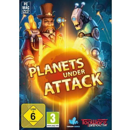 OKAZJA - Planets under Attack (PC)