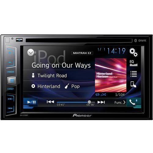Pioneer Radio samochodowe avh-x390bt (1025362) darmowy odbiór w 20 miastach!