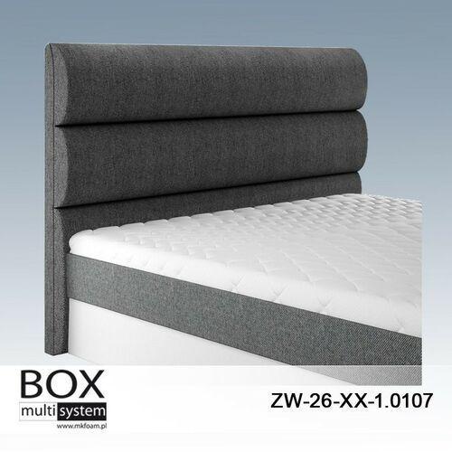 Zagłówek Z-26- Multisystem BOX, Wymiar - 90x200, Wersja - ZW-gr.1 - Salon firmowy M&K Foam Koło