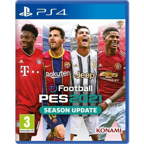 Pro Evolution Soccer 2021 (PS4)