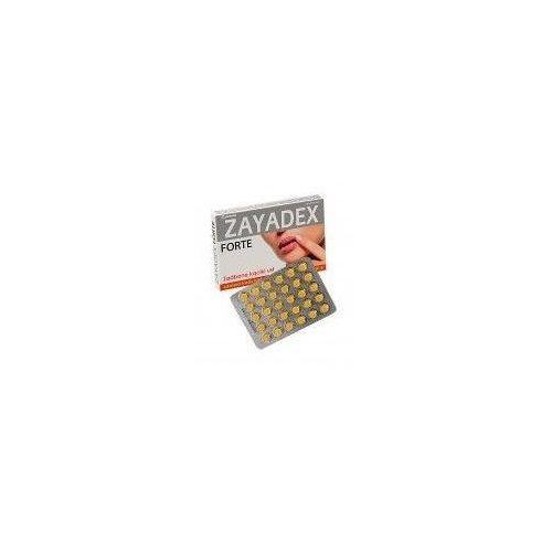 Zayadex forte x 30 tabletek marki Uniphar sp. z o.o.