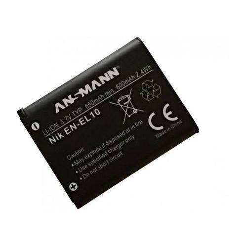 Ansmann Akumulator A-Nik EN EL 10 (4013674018901)