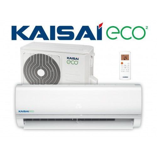 Klimatyzacja ścienna seria eco model 2017 2,6kw/2,9kw (kem-09ktai, kem-09ktao) marki Kaisai
