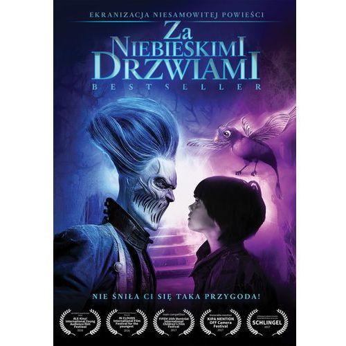 Za niebieskimi drzwiami (DVD) - Mariusz Palej. DARMOWA DOSTAWA DO KIOSKU RUCHU OD 24,99ZŁ (7321997611486)