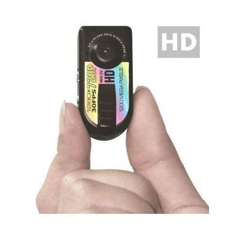 Mikro-Kamera HD, Nagrywająca Obraz i Dźwięk + Detekcja Dźwięku (VOX) + Aparat Foto +...