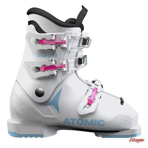 Buty narciarskie Atomic Hawx Girl 3 white/denim blue 2018/2019