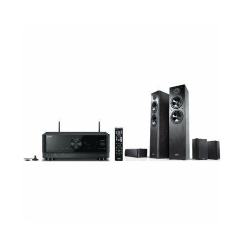 Yamaha Kino domowe musiccast rx-v4a + ns-f51/ns-p51 czarny