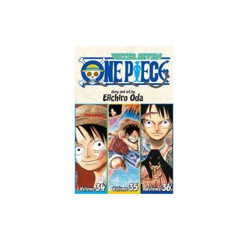 One Piece: Water Seven 34-35-36, Vol. 12 (Omnibus Edition) (9781421577791)